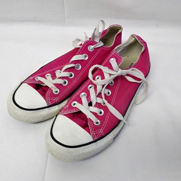 98d47455e Converse Shoes | All Star Raspberry 6 Men 8 Women | Poshmark